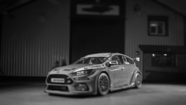 Ford Focus toegevoegd aan DTCC auto's